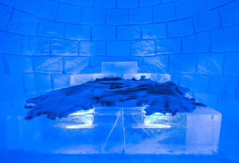 Hotéis Inusitados pelo Mundo: Hotel de Gelo – Noruega
