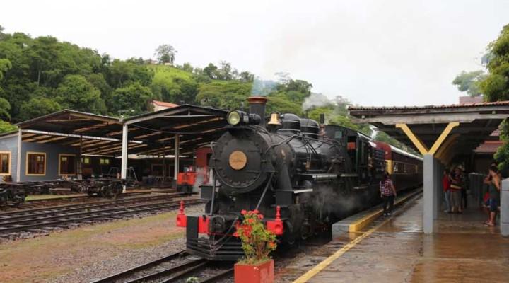 Museu Trem das Águas - São Lourenço - MG